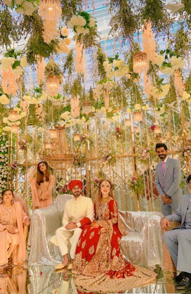 Shahbaz Shigri Sister Wedding