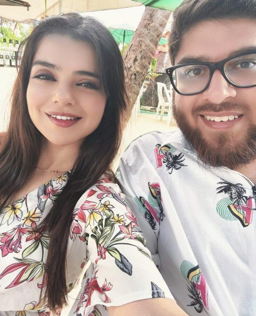 How Srha Asghar Met Her Husband