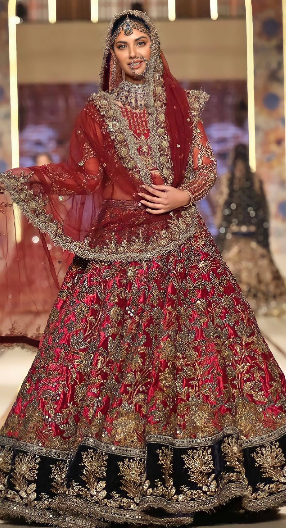 Best Bridal Looks From Bridal Couture Week 2021