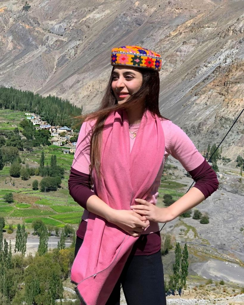 Urwa Hocane In Rici Melion's Western Wear