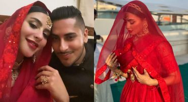 Fashion Model Yasmeen Hashmi Tied The Knot