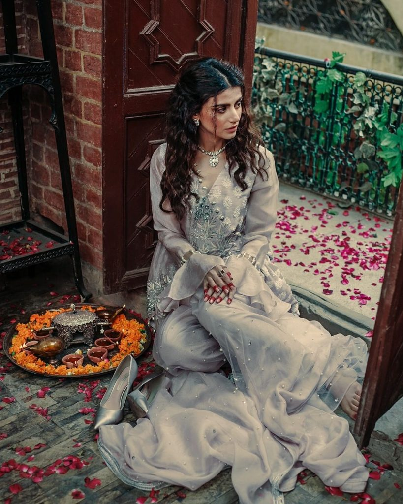 Zubab Rana Stuns In Exquisite Traditional Looks