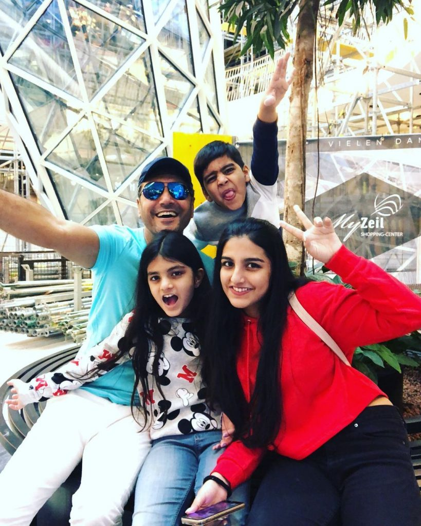 Adnan Siddiqui Pens A Heartfelt Message For His Daughter On Her Birthday
