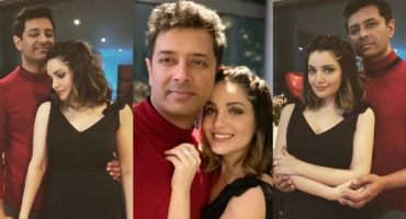 Adorable Pictures Of Armeena Rana Khan With Her Husband