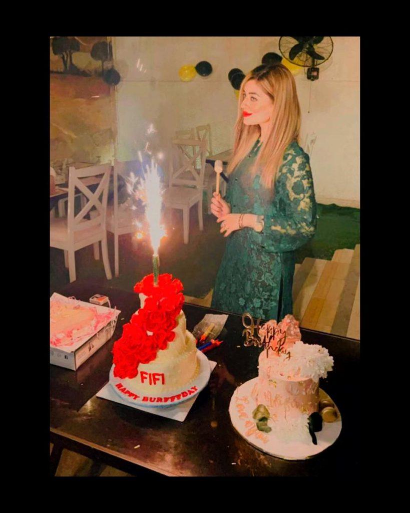 Syed Jibran Celebrates Birthday Of His Wife