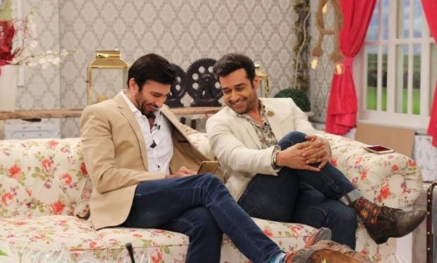 Here Is How Aijaz Aslam And Faysal Qureshi's Exemplary Friendship Initiated