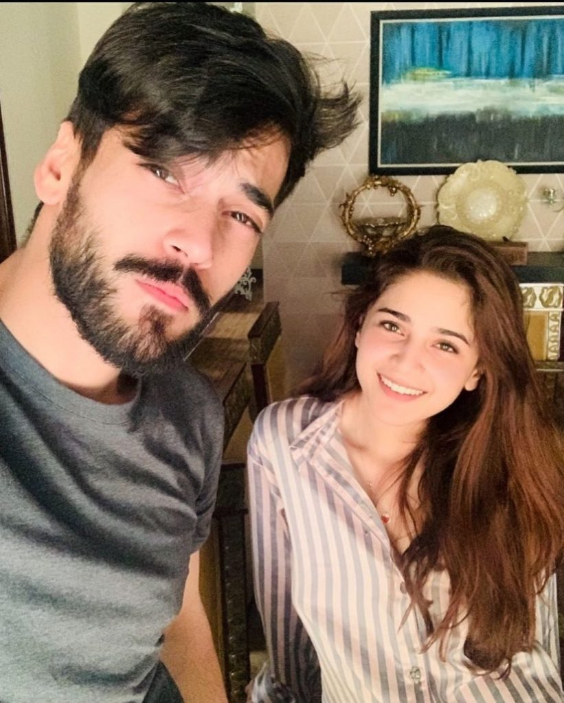 Aima Baig Wished Birthday To Shahbaz Shigri In The Best Way Possible