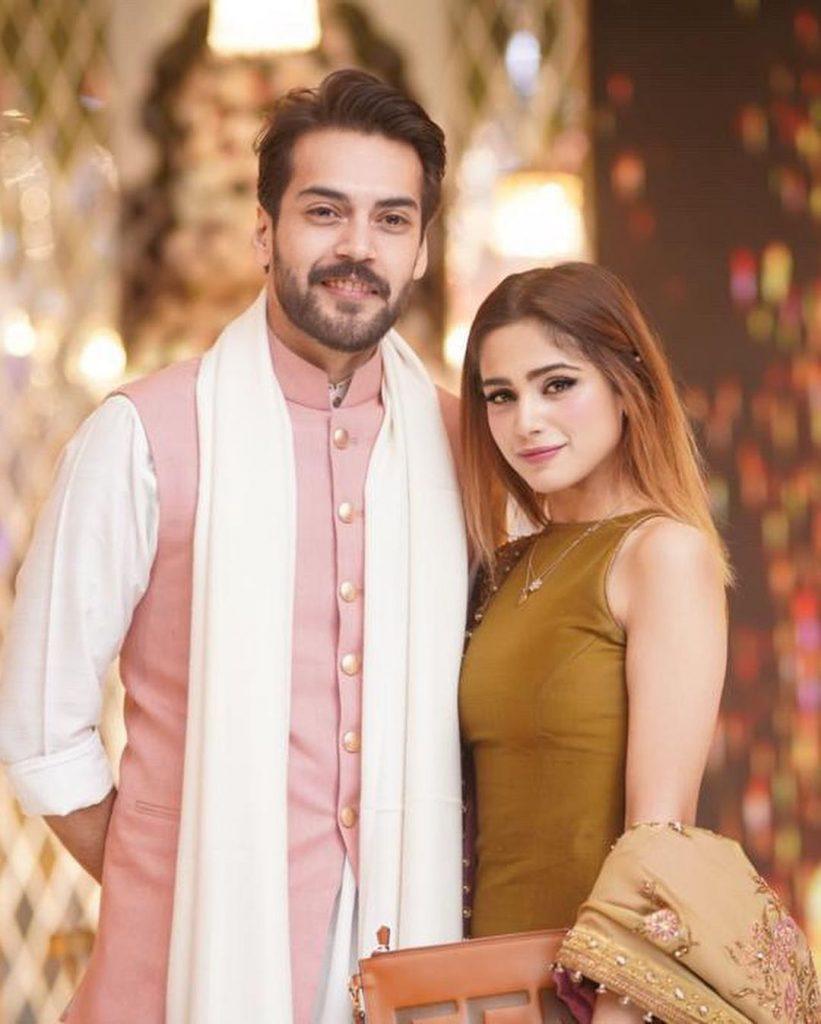 Is Aima Baig And Shahbaz Shigri Engaged?
