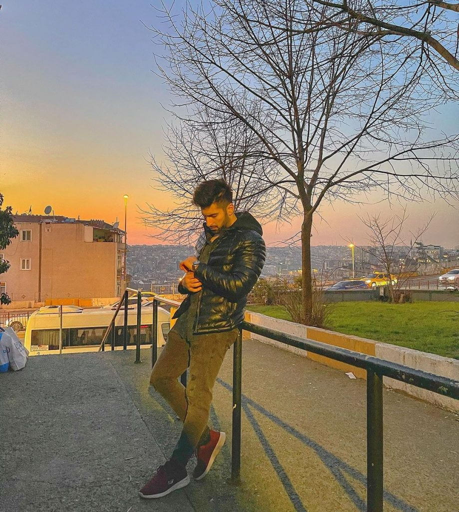 Aiman Khan And Muneeb Butt Pictures From Their Recent Trip To Turkey