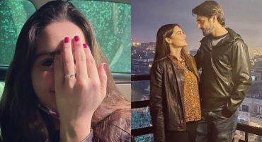 Minal Khan And Ahsan Mohsin Ikram Making It Official On Valentine's Day