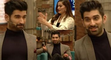 Aiman Khan And Muneeb Butt Mimicked Different Celebrities In Latest Show