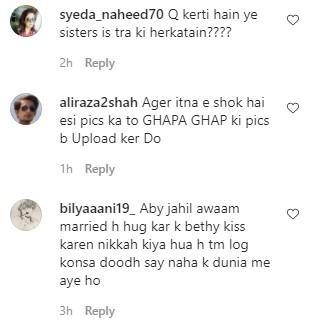 Aiman Khan And Muneeb Butt Under Severe Criticism After Their Recent Video Went Viral