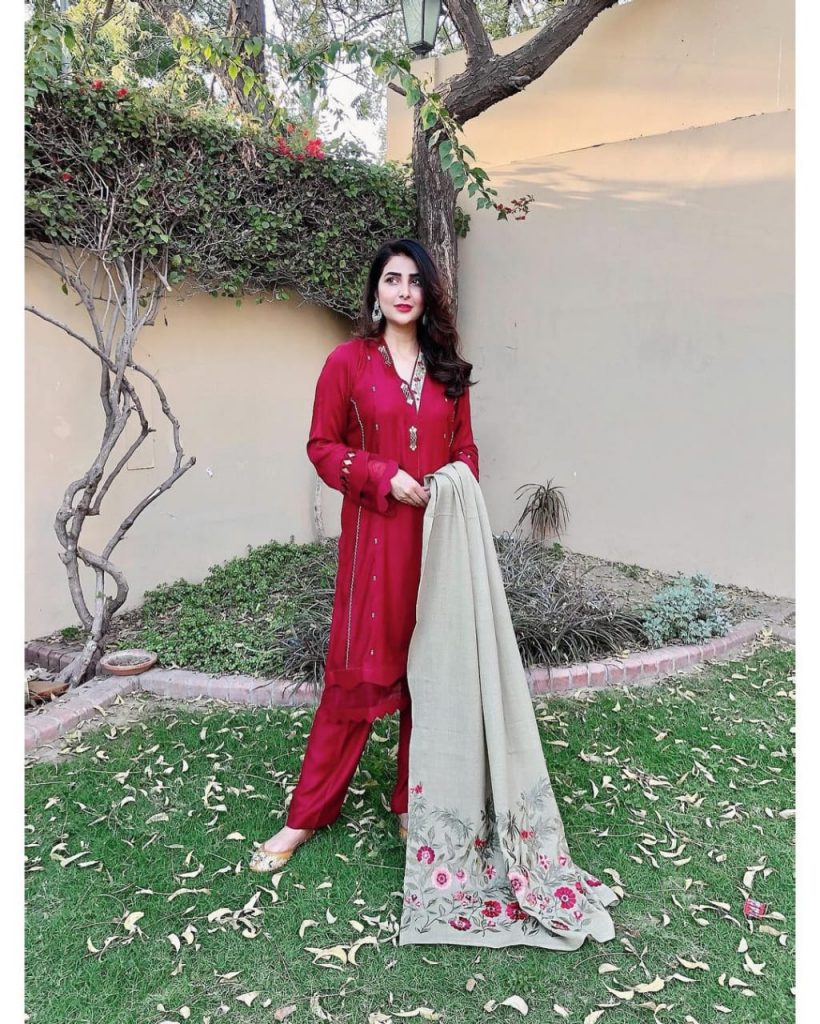 Areeba Habib Shines Bright In Her Latest Pictures