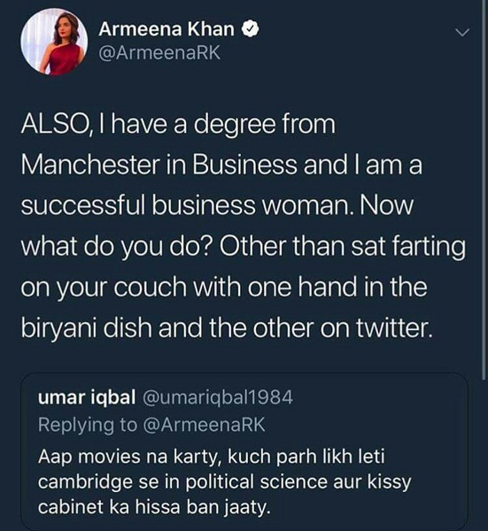 Pakistani Celebrities Who Are Constantly Arguing On Social Media
