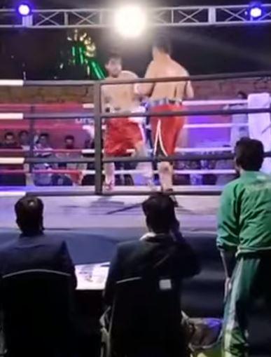 Boxer Aslam Khan Dies During A Fight