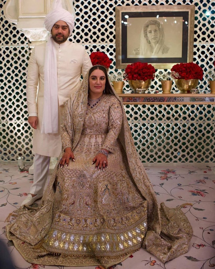 Bakhtawar Bhutto Blessed With A Baby Boy