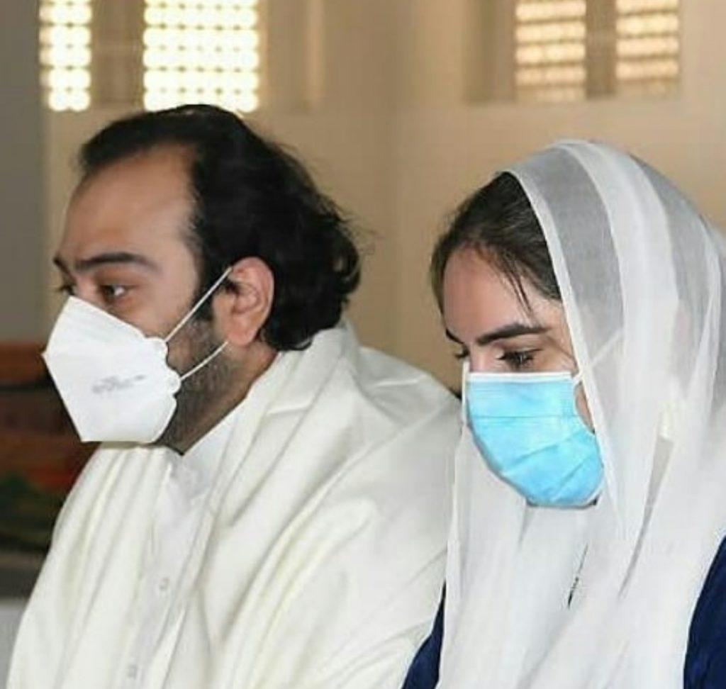 Bakhtawar Bhutto Took Husband to Garhi Khudabakhsh