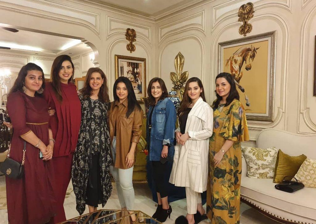 Celebrities Spotted at Barkat Siddiqui's Place
