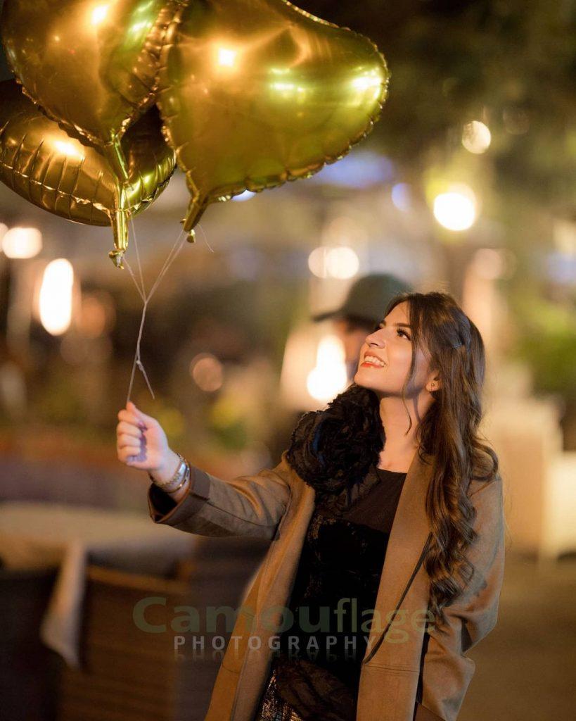 Recent Casual Shoot Of Gorgeous Dananeer Mobeen
