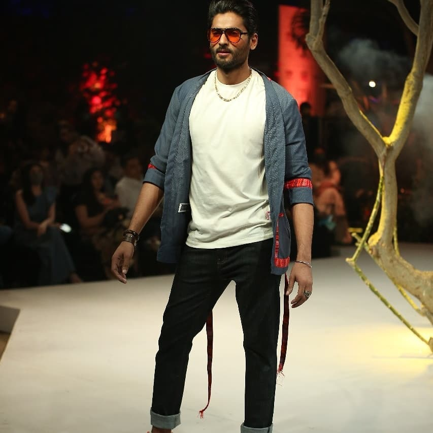 Asad Siddiqui Walked For Diners in FPW 2021