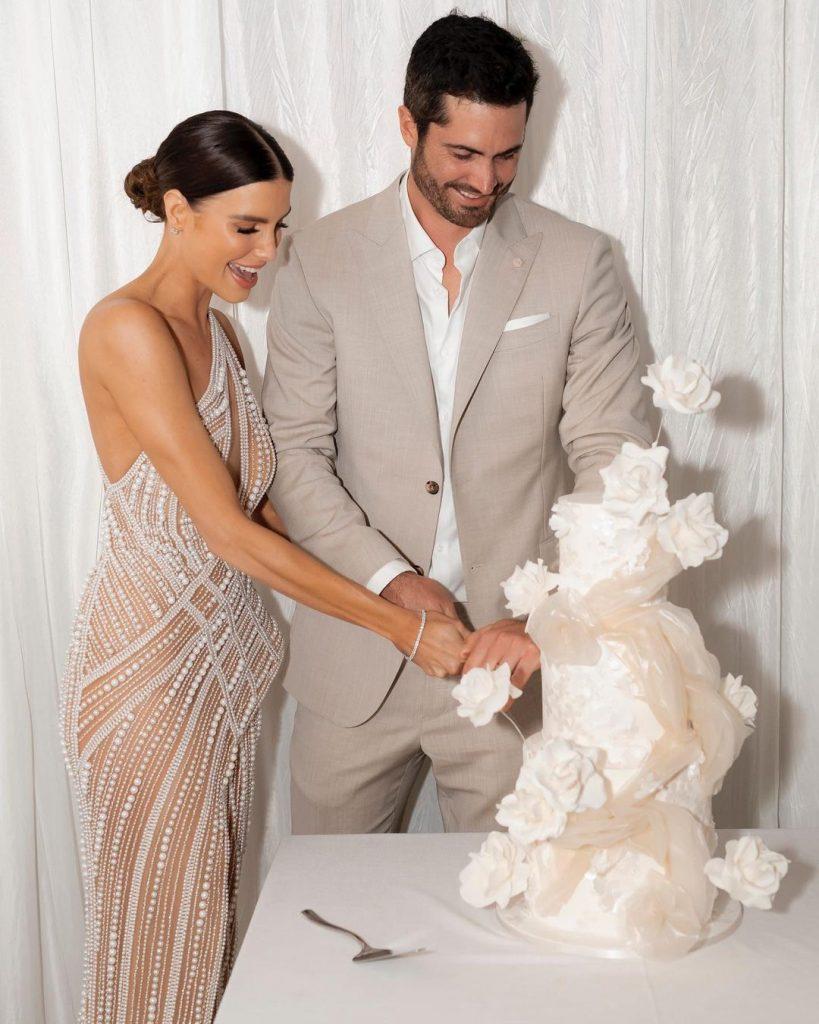 Quetta Gladiators' Ben Cutting Marries PSL Presenter Erin Holland
