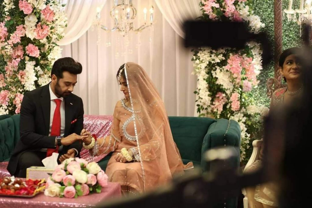 Drama Serial Fitoor All BTS Pictures