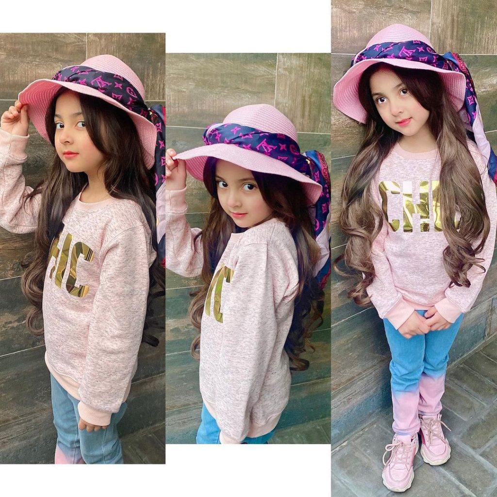 Fiza Ali's Daughter Giving Major Outfit Inspiration