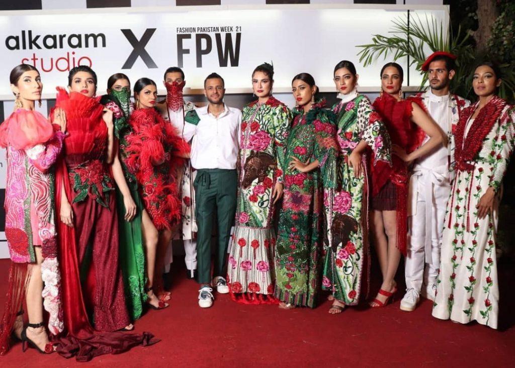 Fashion Pakistan Week 2021 Day 2 Highlights