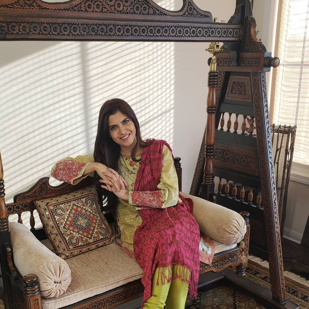 Ghazal Siddique YouTuber And Former Actress-Unseen Pictures