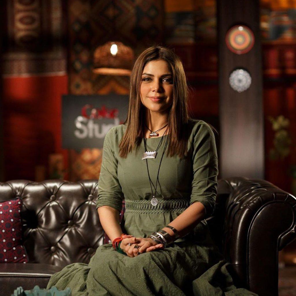 Hadiqa Kiani Talks About Her Debut In Acting