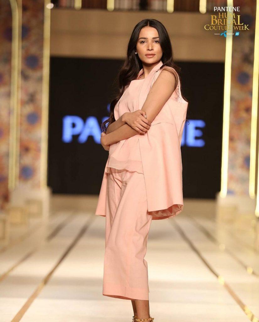 Bridal Couture Week Hair Show - Featuring Maya Ali