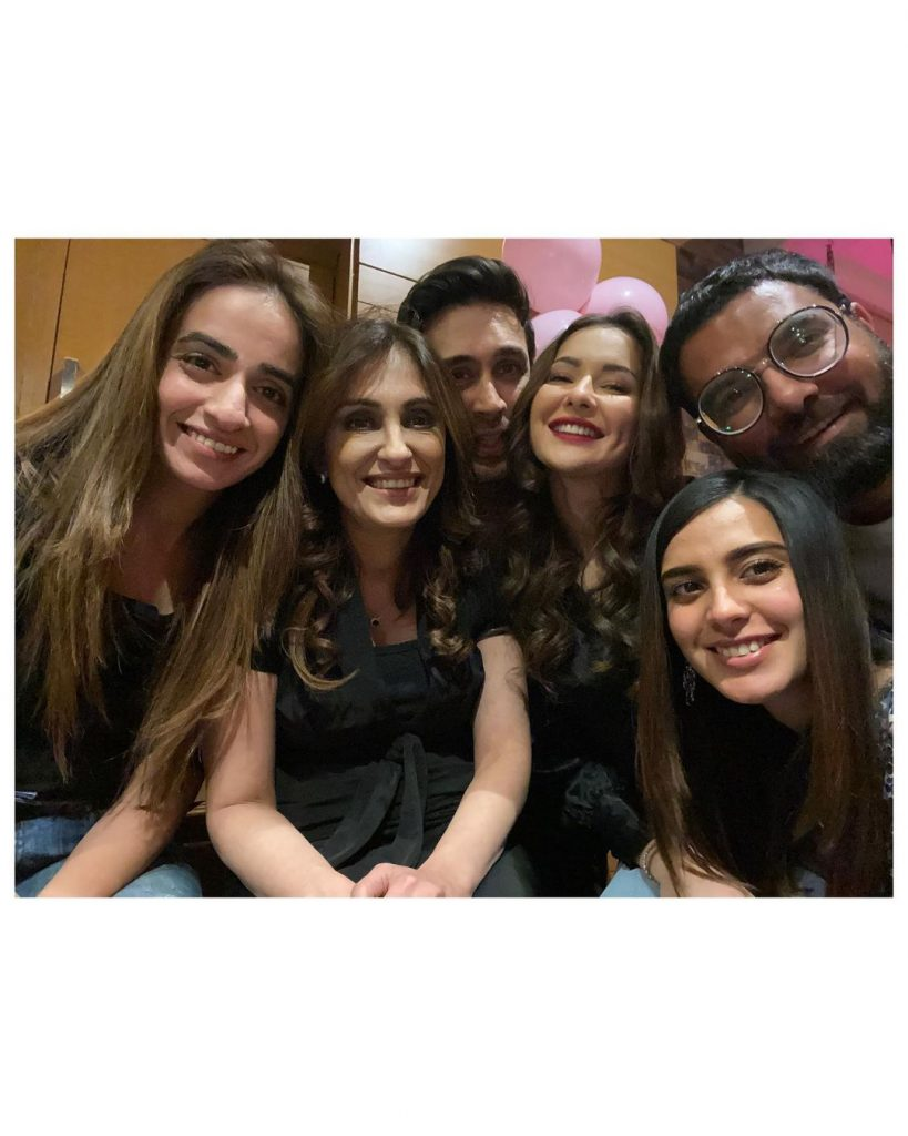 Hania Amir Pens Down A Thank You Note For Her Friends
