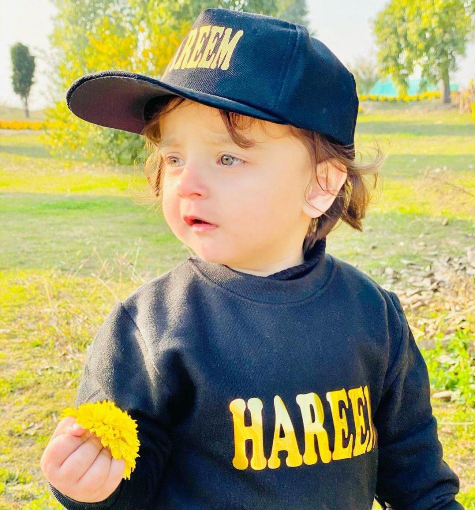 Adorable Pictures of Cutie-pie Hareem Atta