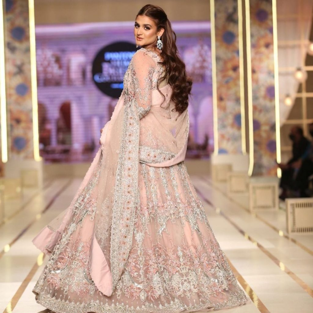 Hira Mani Salutes Pakistani Models