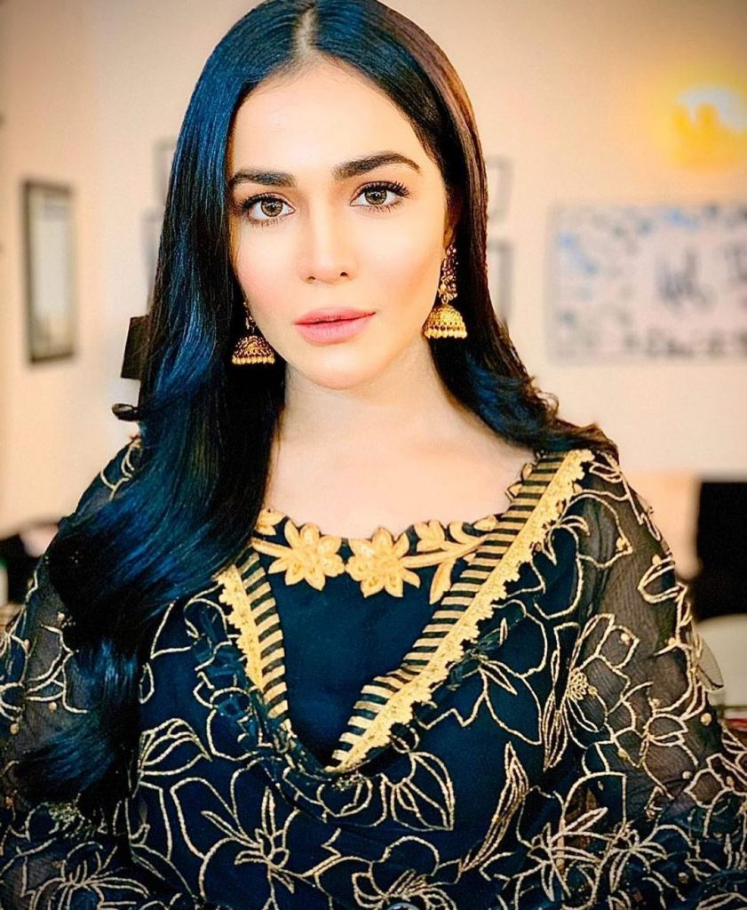 Latest Classy Pictures of Humaima Malick