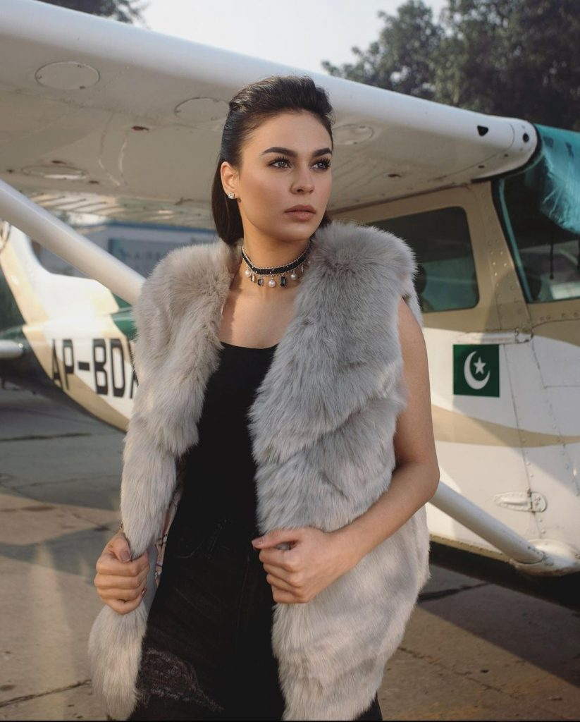 Unseen Pictures Of Model And Actress Mahenur Haider
