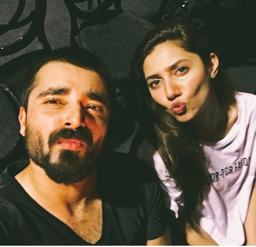 Mahira Khan's Unseen Pictures With Friends