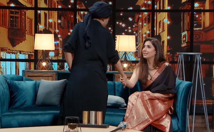 Sohai Ali Abro Proposed Mahira - Hilarious Video