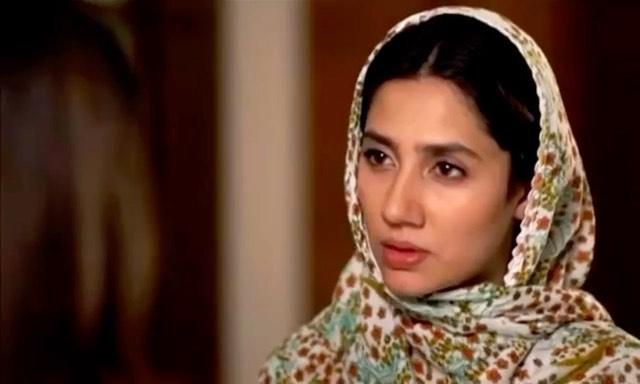 Zero Make-up Photos of Mahira Khan