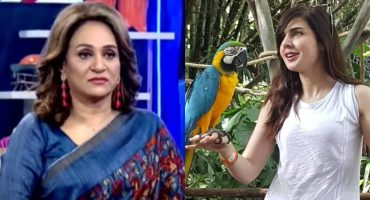 """Mahnoor Baloch Isn't Aged"" Says Bushra Ansari"