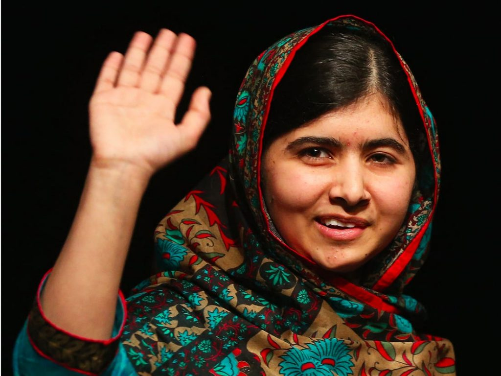 Malala Yousufzai's New Best Friend Will Put You All In Awe