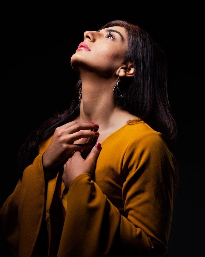 Latest Shoot Featuring Mariam Ansari