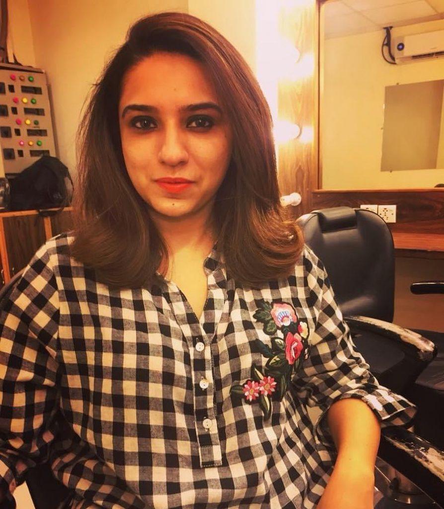 Latest Candid Photos of Maria Memon