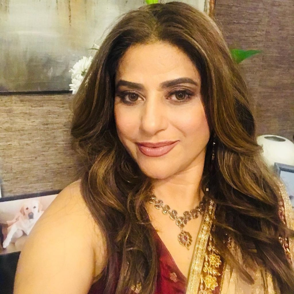 Mariam Mirza Pictures With Husband