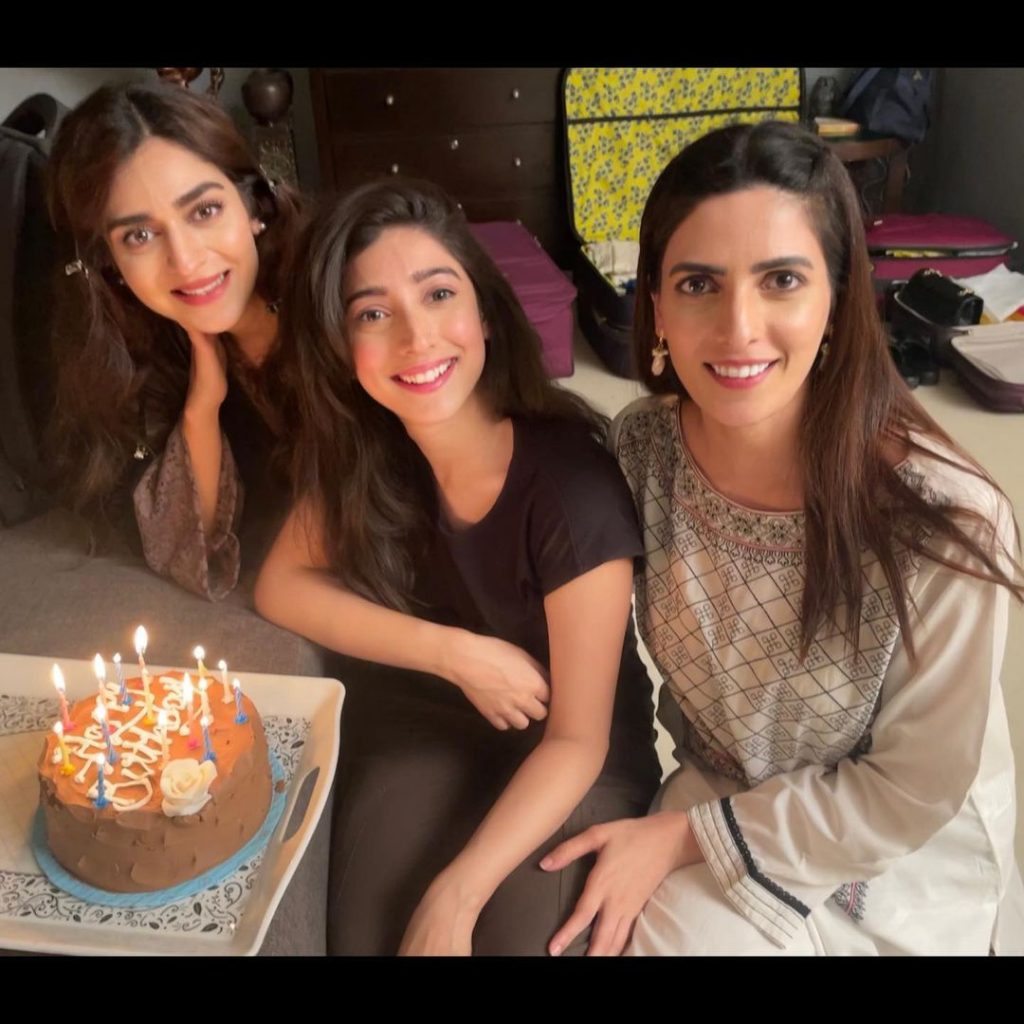 Mariyam Nafees Celebrated Her Birthday Recently - Adorable Pictures