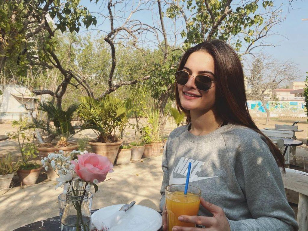Minal Khan's Favorite Daily Dose Of Vitamin
