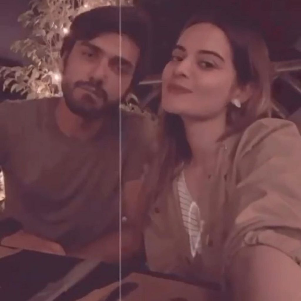 Public Reaction On Minal Khan's And Ahsan Mohsin Ikram's Engagement News