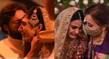 Emotional Rukhsati Videos of Real-Life Brides From Instagram