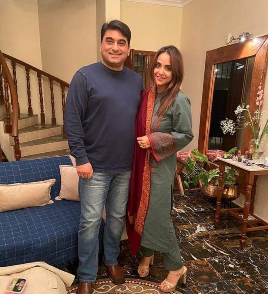 Nadia Khan And Faisal Rao Giving A Dubai Tour In New Vlog