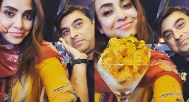Nadia Khan's Adorable Message For Husband On His Birthday